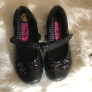 Rachel shoes- girls size 12 Mary Jane shoes (new)